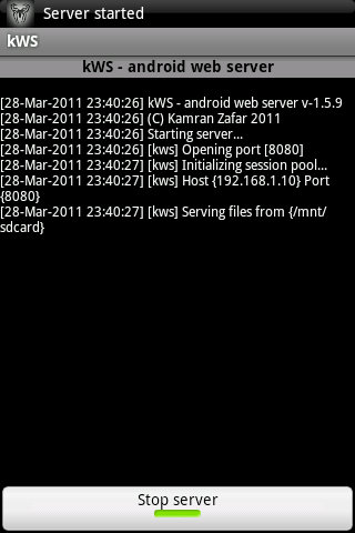kws-android-web-server